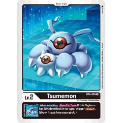 BT5-005 U Tsumemon Digi-Egg
