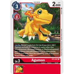 BT5-007 C Agumon Digimon