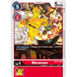 BT5-011 C Meramon Digimon
