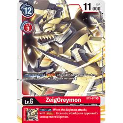 BT5-017 U ZeigGreymon Digimon