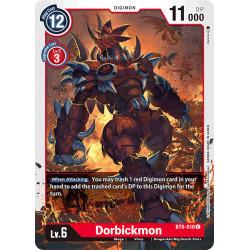 BT5-018 C Dorbickmon Digimon