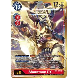 BT5-019 AA SR Shoutmon DX...