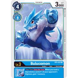 BT5-022 R Bulucomon Digimon
