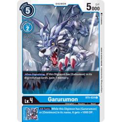 BT5-024 C Garurumon Digimon