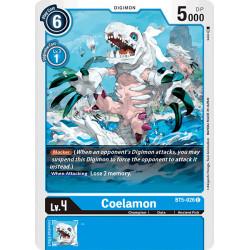 BT5-026 C Coelamon Digimon