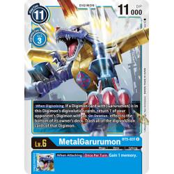BT5-031 R MetalGarurumon...