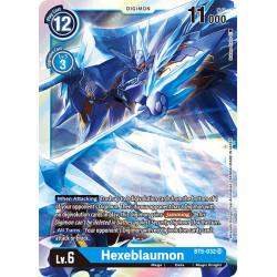 BT5-032 SR Hexeblaumon Digimon