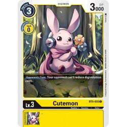 BT5-033 C Cutemon Digimon