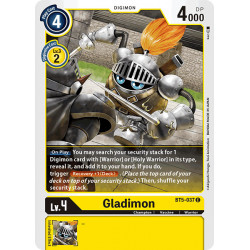 BT5-037 C Gladimon Digimon