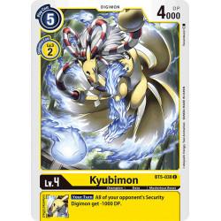 BT5-038 C Kyubimon Digimon