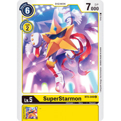 BT5-040 U SuperStarmon Digimon