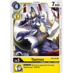 BT5-041 C Taomon Digimon
