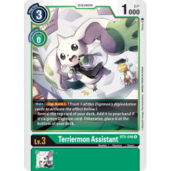 BT5-046 R Terriermon...