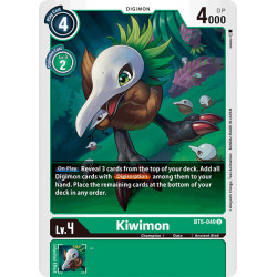 BT5-049 U Kiwimon Digimon
