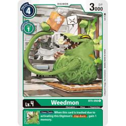 BT5-050 C Weedmon Digimon