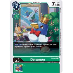 BT5-053 C Deramon Digimon