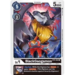 BT5-064 C BlackGaogamon...