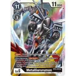 BT5-070 SR MetalGarurumon...