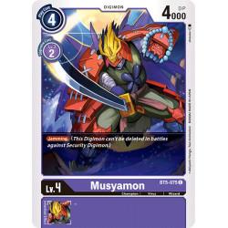 BT5-075 C Musyamon Digimon