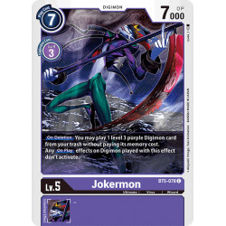 BT5-078 C Jokermon Digimon