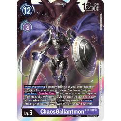 BT5-081 SR ChaosGallantmon...