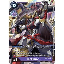 BT5-082 SR Tactimon Digimon