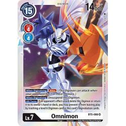 BT5-086 SR Omnimon Digimon