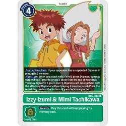 BT5-089 R Izzy Izumi & Mimi...