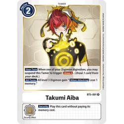 BT5-091 R Takumi Aiba Tamer