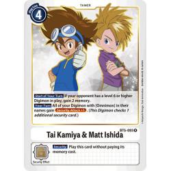 BT5-093 R Tai Kamiya & Matt...