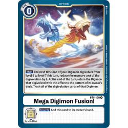 BT5-109 R Mega Digimon...