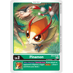 BT6-004 U Pinamon Digi-Egg