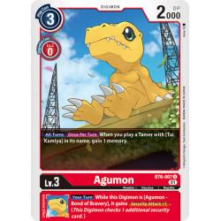 BT6-007 U Agumon Digimon