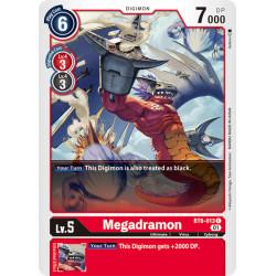 BT6-013 C Megadramon Digimon