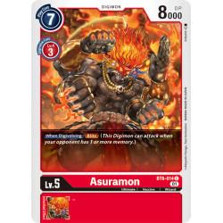 BT6-014 C Asuramon Digimon