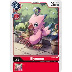 ST1-02 AAV2 C Biyomon...