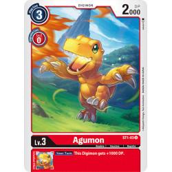 ST1-03 U Agumon Digimon