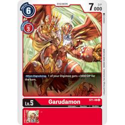 ST1-08 U Garudamon Digimon