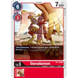 ST1-08 AA U Garudamon...