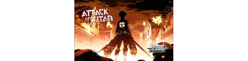 Purchase Card in the unity Attack on Titan | Weiß Schwarz Hokatsu and Nice