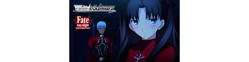 Purchase Card in the unity Fate/Stay night Unlimited Blade Works! | Weiß Schwarz Hokatsu and Nice