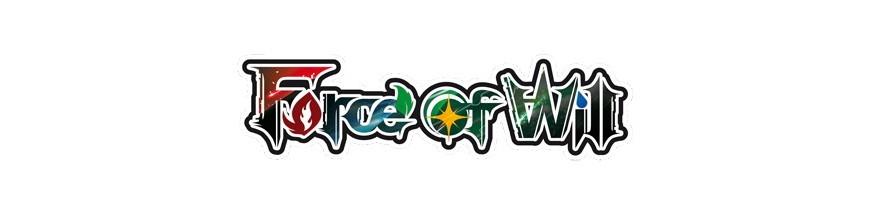 Carte à l'unité de la série Force Of WillForce Of Will en vente sur Hokatsu et Nice