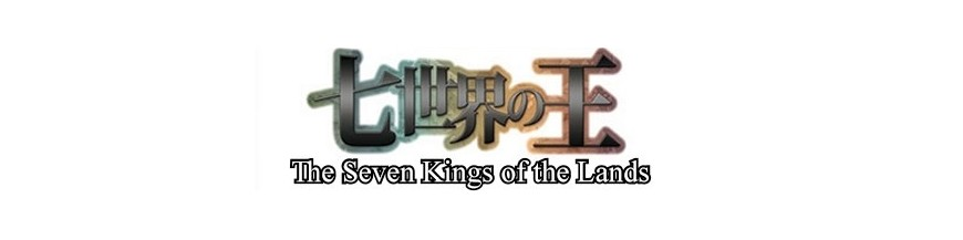 Purchase Card in the unity The Seven Kings of the Lands   Force of Will Hokatsu and Nice