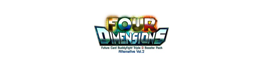Purchase Card in the unity D-BT02A Four Dimensions   Buddyfight Hokatsu and Nice