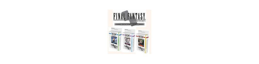 Starter Deck | Final Fantasy Hokatsu and Nice