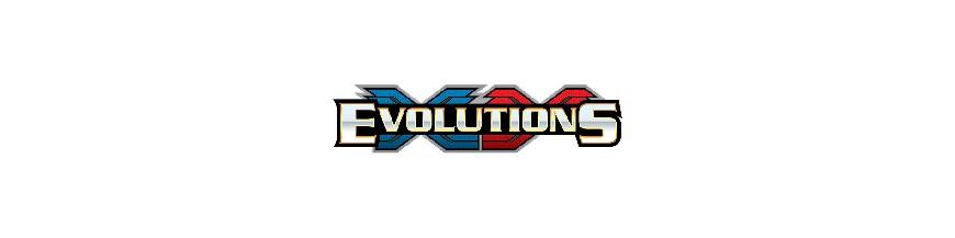 Card in the unity XY12 - Evolution   Pokemon Hokatsu and Nice