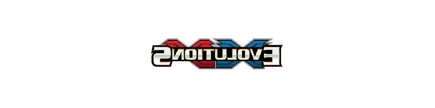Card in the unity Reverse XY12 - Evolution | Pokemon Hokatsu and Nice