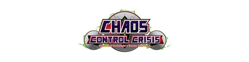 Purchase Card in the unity X-BT02: Chaos Control   Buddyfight Hokatsu and Nice