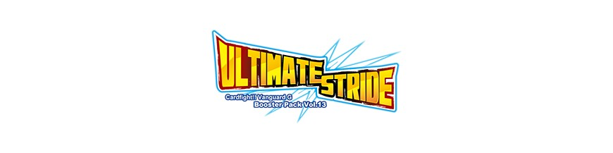 Purchase Card in the unity G-BT13: Ultimate Stride | Cardfight Vanguard Hokatsu and Nice