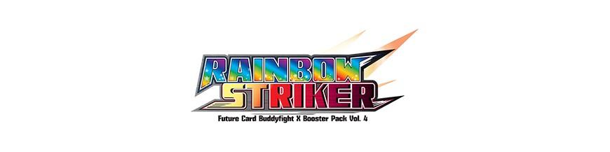 Achat Carte à l'unité X-BT04: Rainbow Striker   Buddyfight Hokatsu et Nice